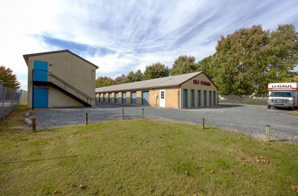 Advantage Self Storage - Thompson Creek Rd. 528 Thompson Creek Road Stevensville, MD - Photo 3