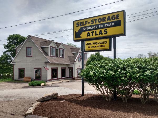 Atlas Self Storage - Penn Hills 6449 Saltsburg Road Pittsburgh, PA - Photo 0