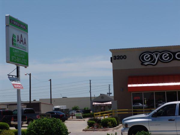 AAA Self Storage Plano 3204 14th Street Plano, TX - Photo 0
