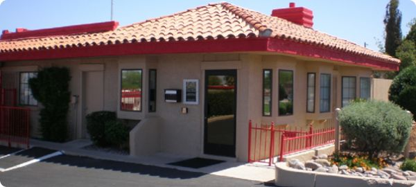 Fort Lowell Self Storage 4101 East Fort Lowell Road Tucson, AZ - Photo 0