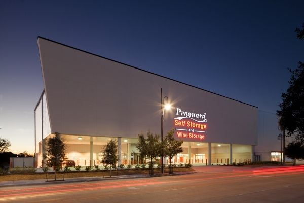 Proguard Self Storage - Museum District 5503 Almeda Road Houston, TX - Photo 1