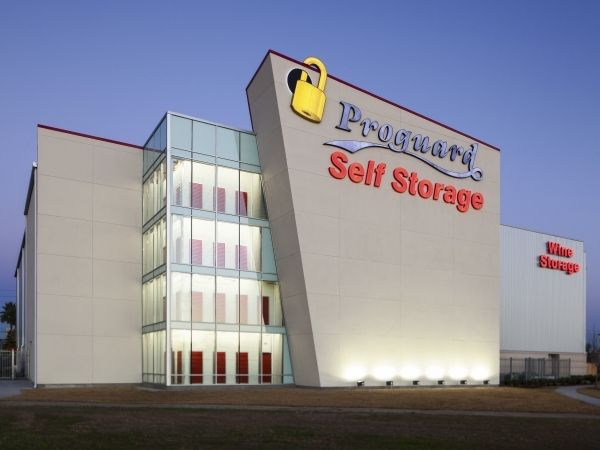 Proguard Self Storage - Museum District 5503 Almeda Road Houston, TX - Photo 0