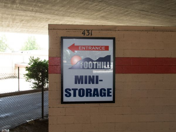 Foothill Mini Storage 431 North 2nd Avenue Arcadia, CA - Photo 5