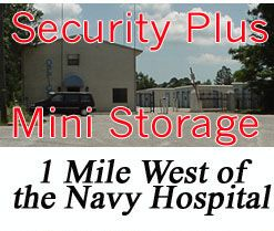 Security Plus Mini Storage 7501 Hwy 98 West Pensacola, FL - Photo 1