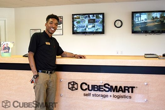 CubeSmart Self Storage - Temple Hills 5335 Beech Road Temple Hills, MD - Photo 3