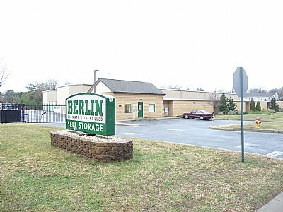 Berlin Self Storage 294 South White Horse Pike Berlin, NJ - Photo 0