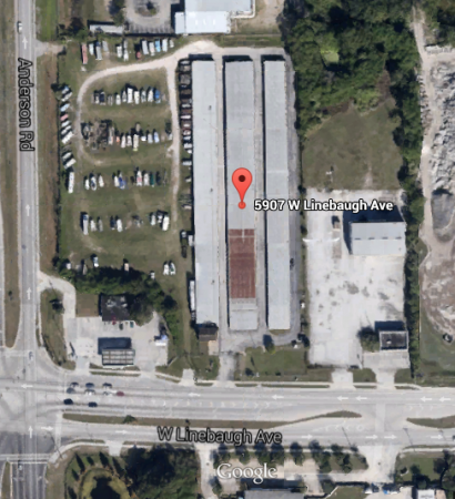 Peoples Storage Associates 5907 West Linebaugh Avenue Tampa, FL - Photo 4