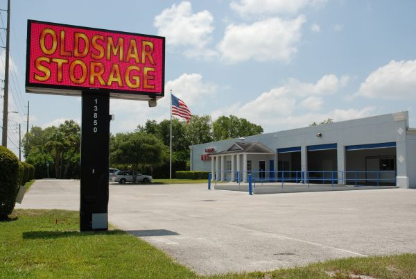 Oldsmar Storage 13850 West Hillsborough Avenue Tampa, FL - Photo 2