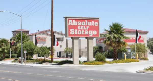 Absolute Self Storage - Thousand Palms 72450 Varner Road Thousand Palms, CA - Photo 0