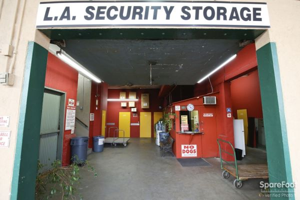 L.A. Security Storage 6372 Santa Monica Boulevard Los Angeles, CA - Photo 3