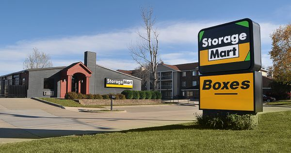 StorageMart - Delaware & SE 3rd St 205 Southeast Delaware Avenue Ankeny, IA - Photo 0