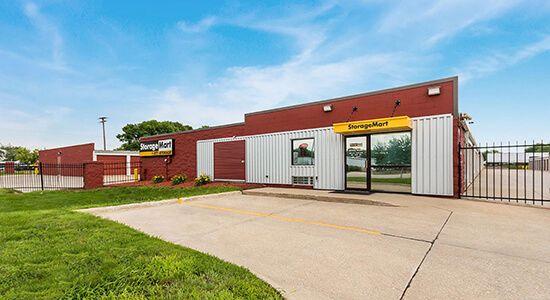 StorageMart - 14th St & Shawnee Ave 4043 East 14th Street Des Moines, IA - Photo 0