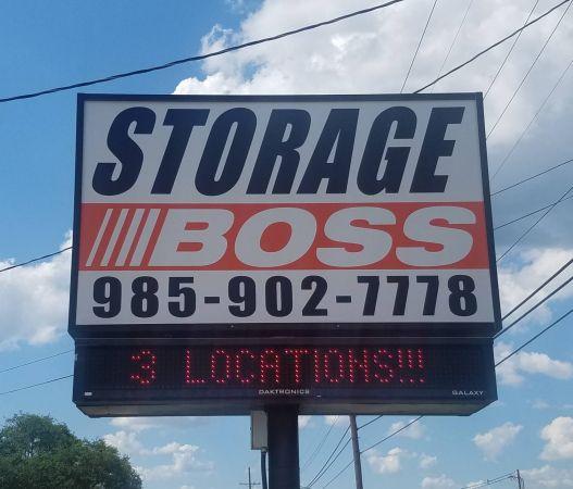 Storage Boss #2 1205 North Morrison Boulevard Hammond, LA - Photo 9