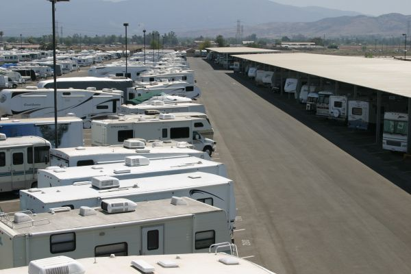 McBrides RV Storage 7231 Kimball Avenue Chino, CA - Photo 1