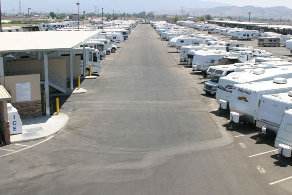 McBrides RV Storage 7231 Kimball Avenue Chino, CA - Photo 5