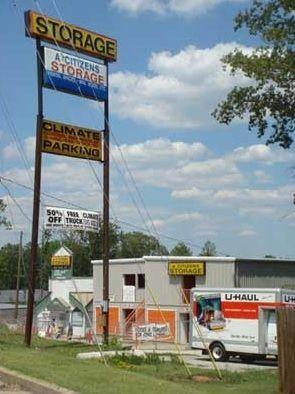 A Citizens Storage 2590 Panola Road Lithonia, GA - Photo 0