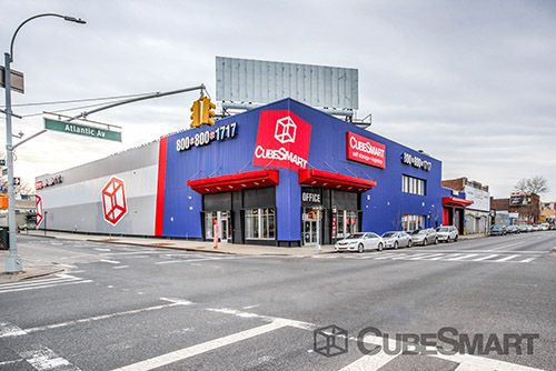 Cubesmart Self Storage Brooklyn 1050 Atlantic Ave