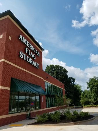 American Flag Self Storage - Guilford College Road 817 Guilford College Road Greensboro, NC - Photo 3