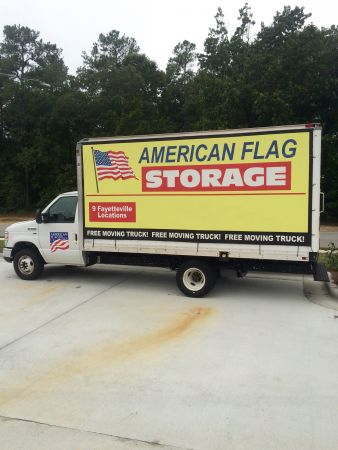 American Flag Self Storage - Santa Fe Drive 2108 Jacks Ford Drive Fayetteville, NC - Photo 3