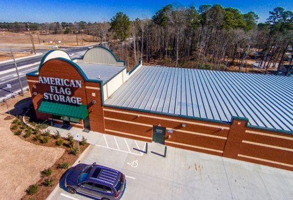 American Flag Self Storage - Santa Fe Drive 2108 Jacks Ford Drive Fayetteville, NC - Photo 0