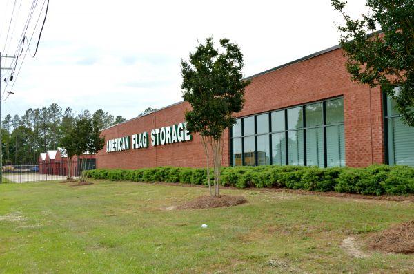 ... American Flag Self Storage - Hoke County101 Carolina Drive - Raeford NC - Photo 3 ... & American Flag Self Storage - Hoke County: Lowest Rates - SelfStorage.com