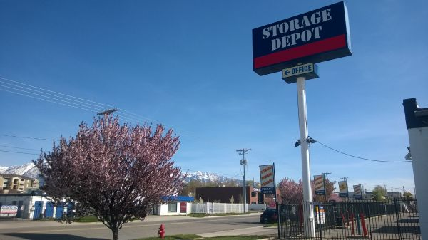 Storage Depot 4591 Commerce Drive Murray, UT - Photo 0