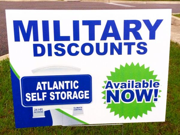 Atlantic Self Storage - Airport 14580 Duval Place West Jacksonville, FL - Photo 1