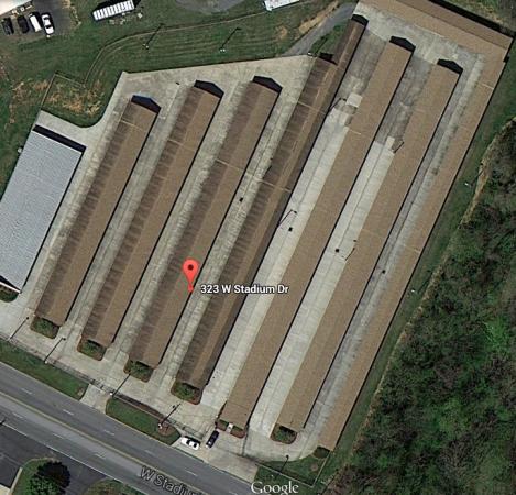 Wright Company Mini Storage 323 W Stadium Dr Eden, NC - Photo 2
