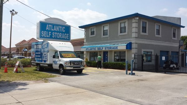 Atlantic Self Storage San Pablo Lowest Rates