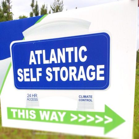Atlantic Self Storage - Yulee 464017 East State Rd 200 Yulee, FL - Photo 6