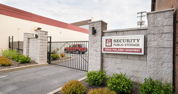 Security Public Storage - Baltimore 3500 Pulaski Highway Baltimore, MD - Photo 1