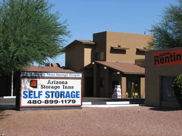 Arizona Storage Inns - Chandler 297 East Warner Road Chandler, AZ - Photo 0