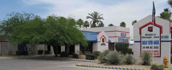 Arizona Storage Inns - Capitol 2130 West Van Buren Street Phoenix, AZ - Photo 1