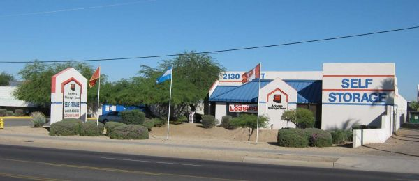 Arizona Storage Inns - Capitol 2130 West Van Buren Street Phoenix, AZ - Photo 2
