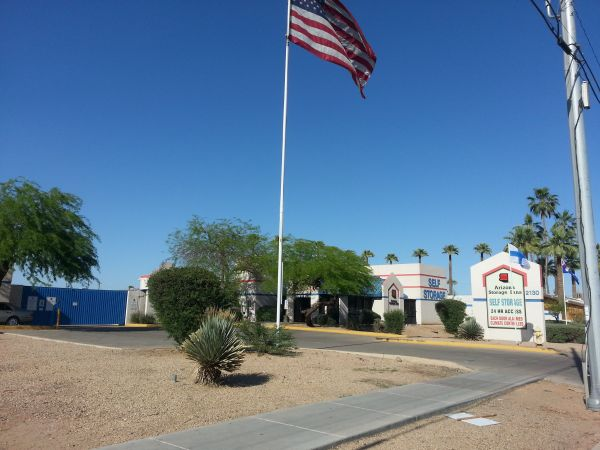 Arizona Storage Inns - Capitol 2130 West Van Buren Street Phoenix, AZ - Photo 0