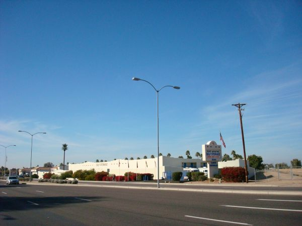 Arizona Storage Inns Ft Apache Lowest Rates Selfstorage Com