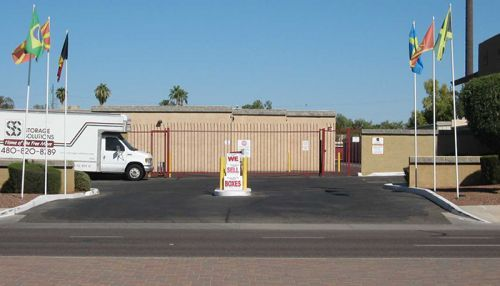 Arizona Storage Inns - Elliot / Dobson 2100 West Elliot Road Chandler, AZ - Photo 2