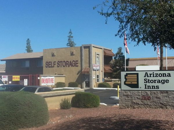 Arizona Storage Inns - Elliot / Dobson 2100 West Elliot Road Chandler, AZ - Photo 0