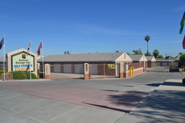 Arizona Storage Inns - 5th Avenue 502 West Baseline Road Phoenix, AZ - Photo 0