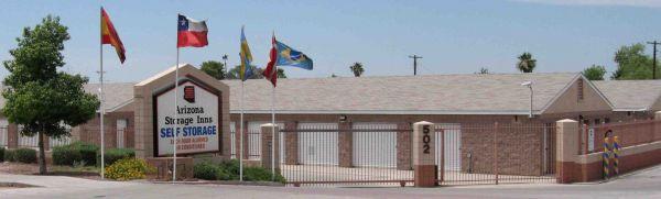 Arizona Storage Inns - 5th Avenue 502 West Baseline Road Phoenix, AZ - Photo 1