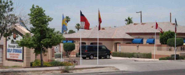 Arizona Storage Inns - 5th Avenue 502 West Baseline Road Phoenix, AZ - Photo 2