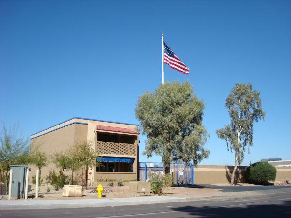 Arizona Storage Inns - Campus 1020 West 1st Street Tempe, AZ - Photo 4