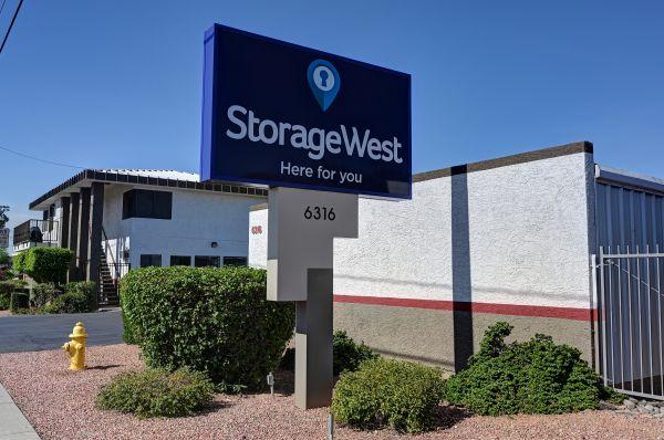 Storage West - Glendale 6316 N 27th Ave Phoenix, AZ - Photo 1