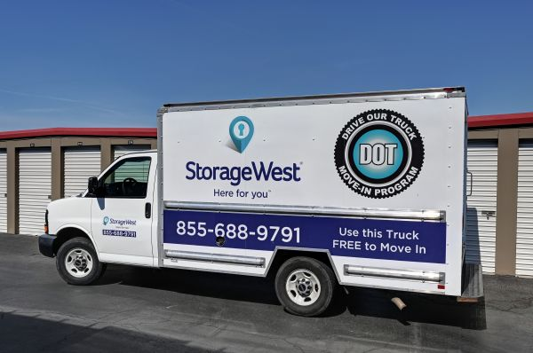 Storage West - Glendale 6316 N 27th Ave Phoenix, AZ - Photo 8
