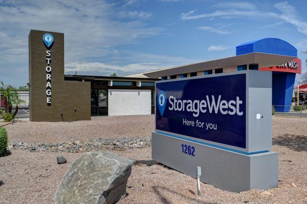 Storage West - Chandler 1262 North Arizona Avenue Chandler, AZ - Photo 0