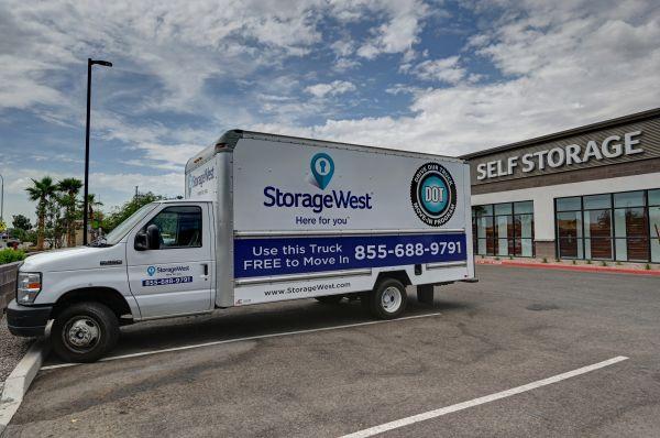 Storage West - Chandler 1262 North Arizona Avenue Chandler, AZ - Photo 9