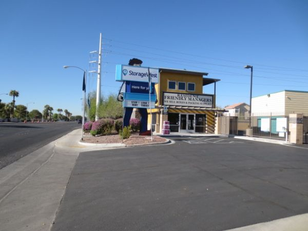 Storage West - Eastern Avenue 7485 S Eastern Ave Las Vegas, NV - Photo 0