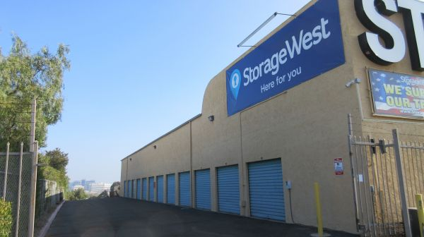 Storage West - La Jolla 5206 Eastgate Mall San Diego, CA - Photo 9