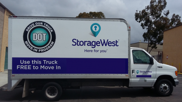 Storage West - La Jolla 5206 Eastgate Mall San Diego, CA - Photo 10