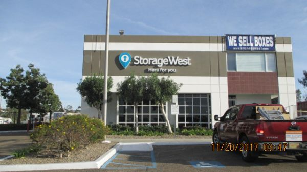 Storage West - Rancho Bernardo 10999 Willow Ct San Diego, CA - Photo 0